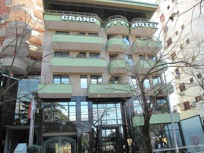 Отель Grand Hotel Tirana 4* Тирана Албания
