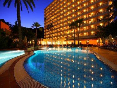 Отель Valentin Reina Paguera 3* о. Майорка Испания