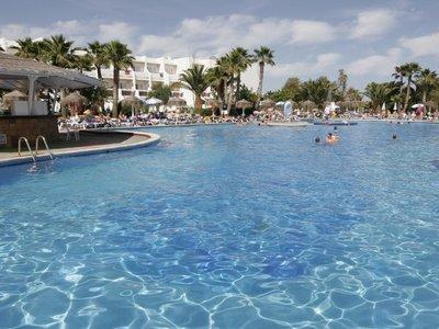 Отель Fiesta Club Palm Beach 3* о. Ибица Испания