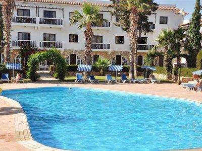 Отель Lysithea Hotel Apartments 3* Ларнака Кипр