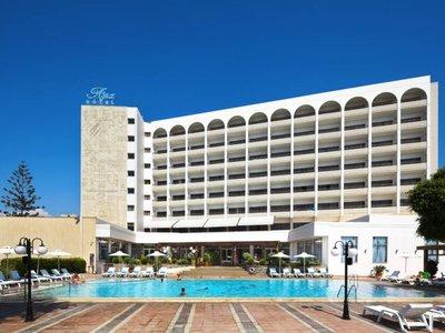 Отель Ajax Hotel 4* Лимассол Кипр