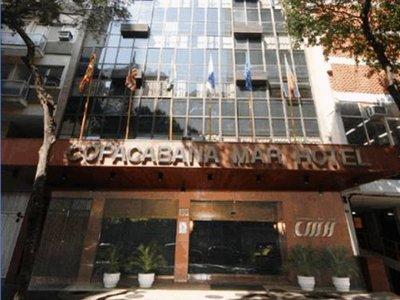 Отель Copacabana Mar Hotel 4* Рио-де-Жанейро Бразилия