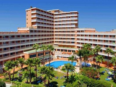 Отель Parasol Garden 3* Коста Дель Соль Испания
