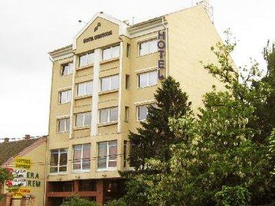 Отель Chesscom 2* Будапешт Венгрия