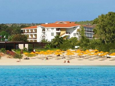 Отель Atlantica Aeneas Resort & Spa 5* Айя Напа Кипр