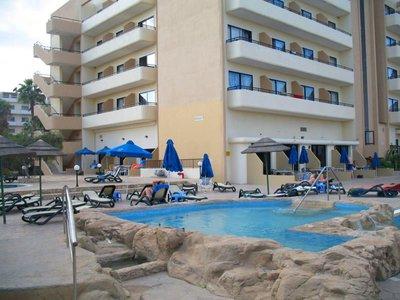 Отель Atlantica Sancta Napa Hotel 3* Айя Напа Кипр