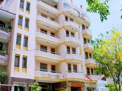 Отель Indochine 2* Нячанг Вьетнам