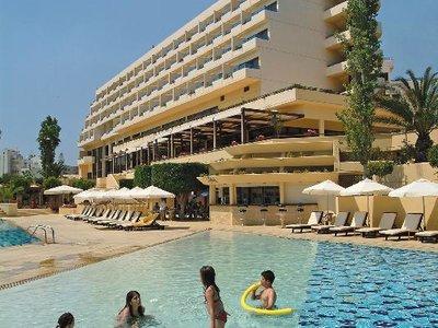 Отель Elias Beach Hotel 4* Лимассол Кипр