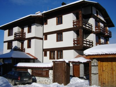 Отель Жик 3* Банско Болгария