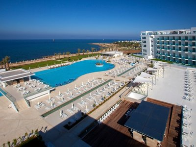 Отель King Evelthon Beach Hotel & Resort 5* Пафос Кипр