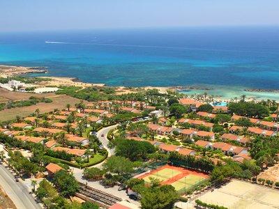 Отель Atlantica Mare Village 5* Айя Напа Кипр