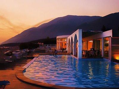 Отель Drymades Inn 3* Дхерми Албания