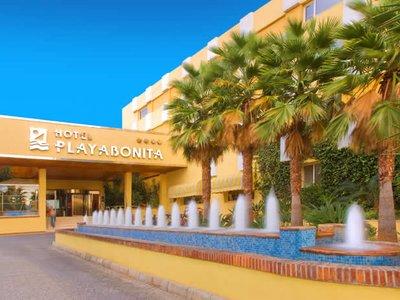 Отель Palladium Hotel Costa del Sol 4* Коста Дель Соль Испания