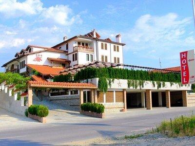 Отель Аджев Хан 3* Сандански Болгария