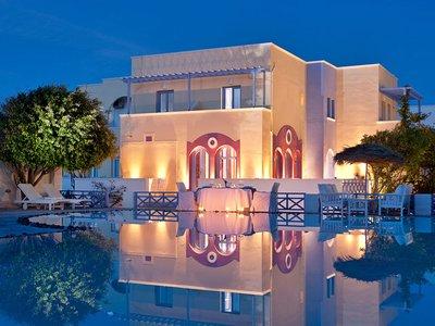 Отель Acqua Vatos Hotel 3* о. Санторини Греция