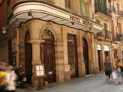 Отель Nouvel Hotel 3* Барселона Испания