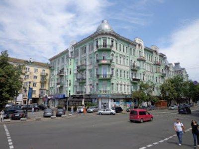 Отель Maison Blanche B&B 1* Киев Украина
