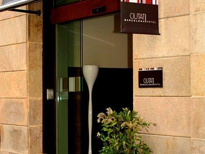 Отель Ciutat Hotels Barcelona 3* Барселона Испания