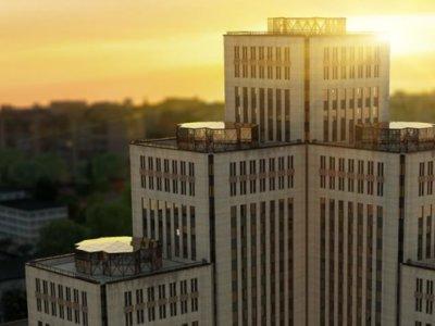 Отель Menorah Hotel 4* Днепр Украина