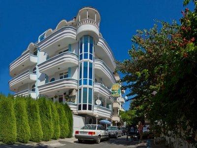 Отель Paros II Family Hotel 2* Поморие Болгария