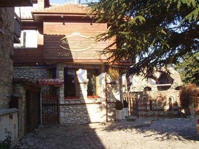 Отель Monte Cristo Hotel 2* Несебр Болгария