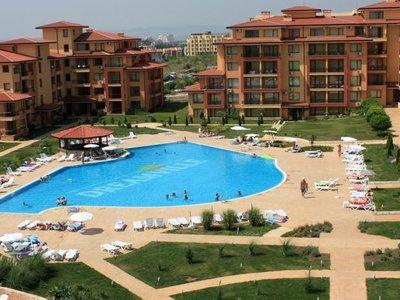 Отель Magic Dreams Apartments 3* Святой Влас Болгария