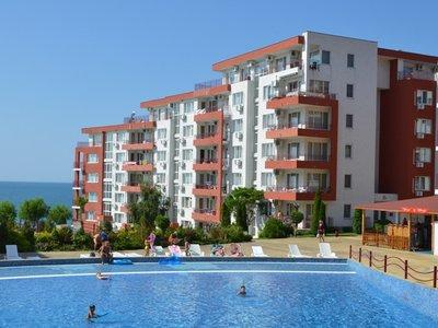 Отель Marina View / Panorama Fort Beach 3* Святой Влас Болгария