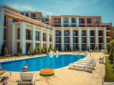 Отель Sea Fort Club 3* Святой Влас Болгария