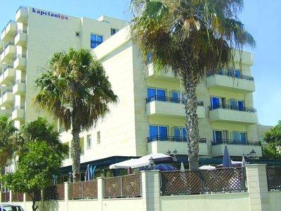 Отель Kapetanios Limassol Hotel 3* Лимассол Кипр