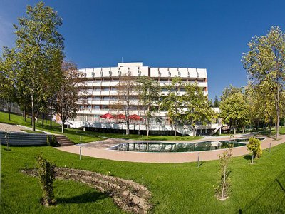 Отель Sana Spa Hotel 4* Хисар Болгария
