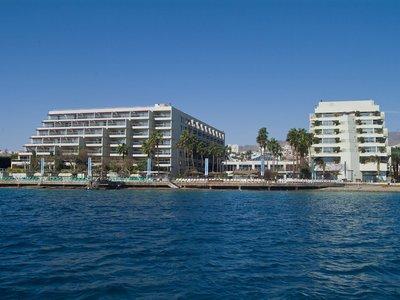 Отель Astral Aria Hotel 5* Эйлат Израиль
