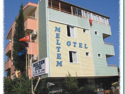 Отель Meltem Hotel 2* Анталия Турция