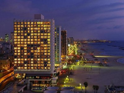 Отель Herods Tel Aviv 5* Тель-Авив Израиль
