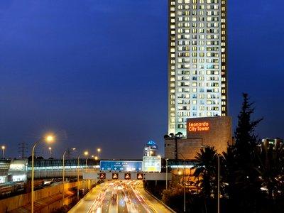 Отель Leonardo City Tower 5* Тель-Авив Израиль
