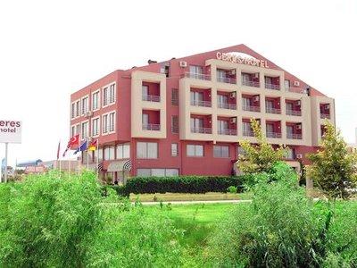 Отель Ceres Hotel 3* Белек Турция