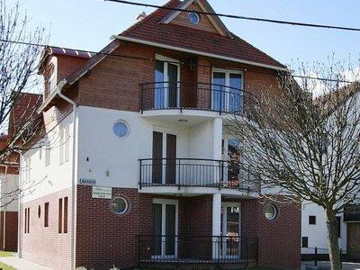 Отель Centrum Apartman 3* Хевиз Венгрия