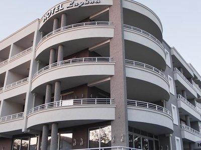 Отель Laguna Hotel 4* Ульцинь Черногория