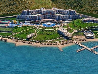 Отель Kefaluka Resort 5* Бодрум Турция