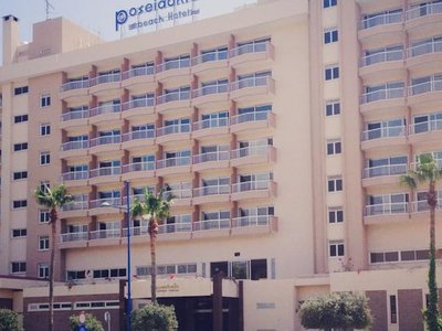 Отель Poseidonia Beach 4* Лимассол Кипр