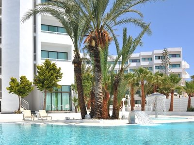 Отель Margadina Hotel 3* Айя Напа Кипр