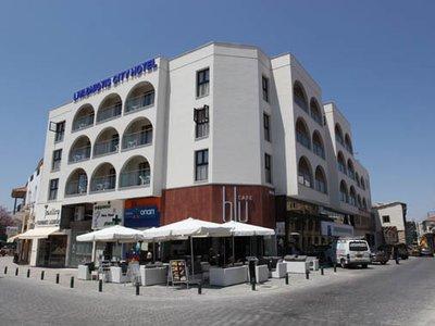 Отель Livadhiotis City Hotel 2* Ларнака Кипр