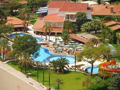 Отель Club Boran Mare Beach 5* Кемер Турция