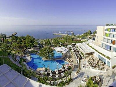 Отель Mediterranean 4* Лимассол Кипр