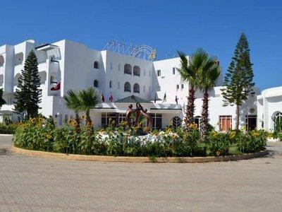 Отель Daphne Club Miramar 3* Порт Эль Кантауи Тунис