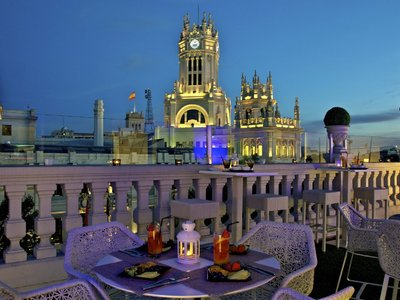 Отель Luxury Suites Hotel Madrid 4* Мадрид Испания