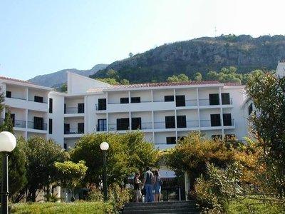Отель Sumadija 2* Рафаиловичи Черногория