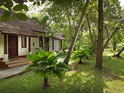 Отель Abad Turtle Beach 3* Керала Индия