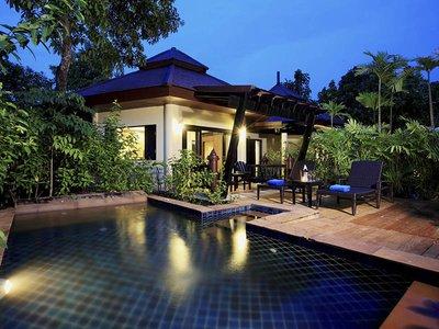 Отель Centara Seaview Resort Khao Lak 4* Као Лак Таиланд