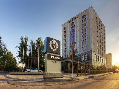 Отель Plaza Hotel Bishkek 4* Бишкек Киргизия