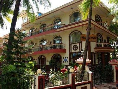Отель Casa De Cris 3* Южный Гоа Индия